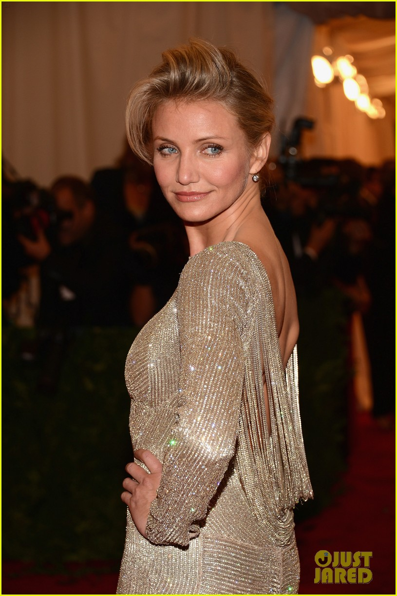 cameron diaz met ball 2012 052658585