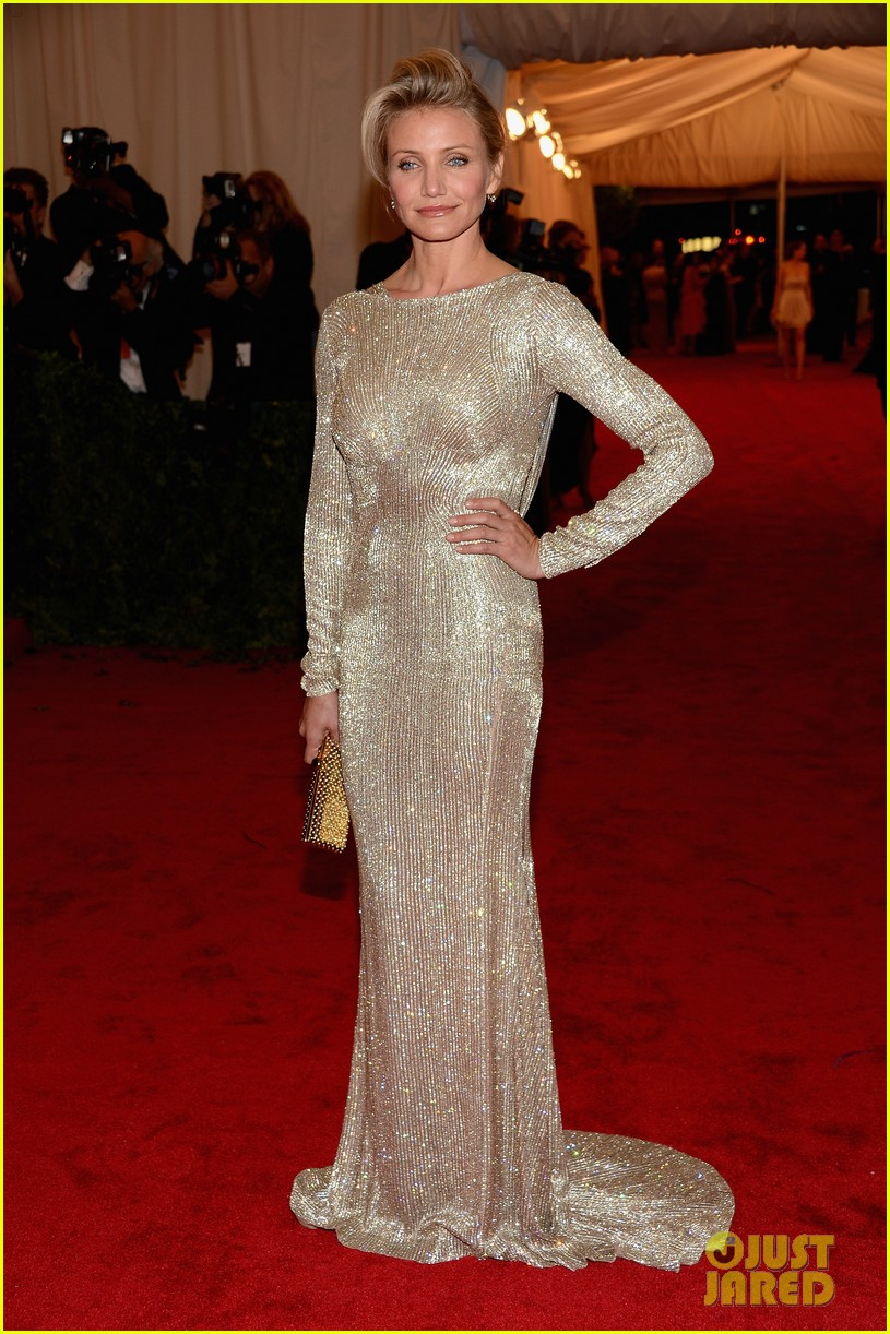 cameron diaz met ball 2012 072658587