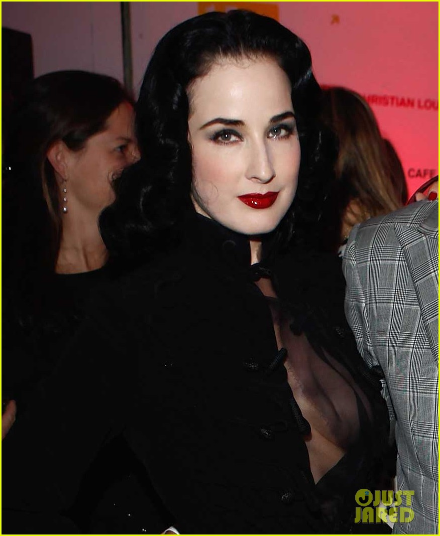 dita von teese london lady 04