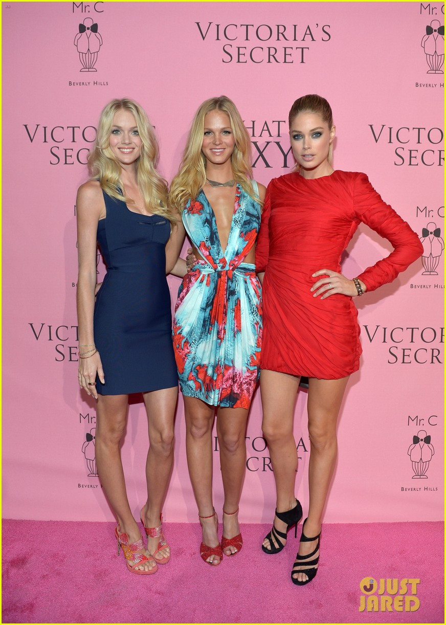 victorias secret angels whats sexy now party 112660419
