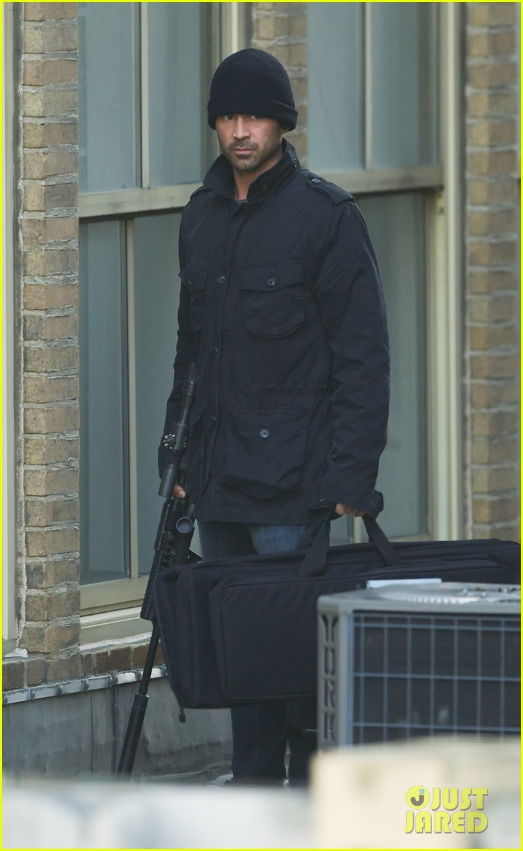 colin farrell dead man down set 072657437