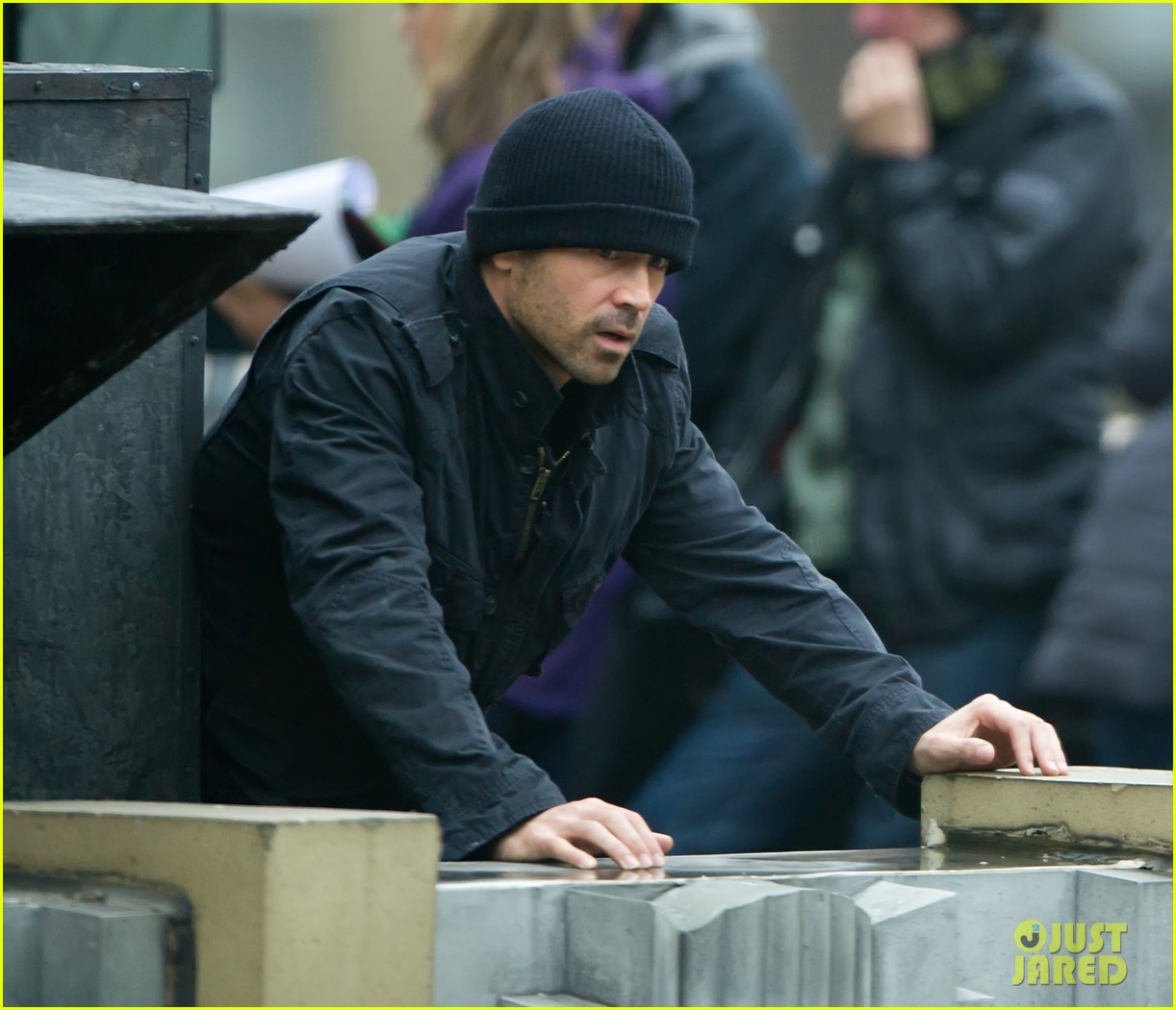 colin farrell dead man down set 10