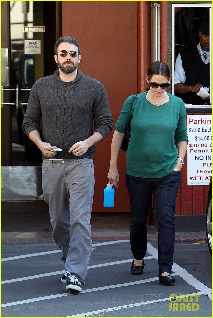 jennifer garner ben affleck doctors duo 042656915