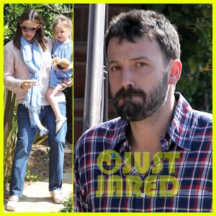 garner affleck saturday errands 232657490