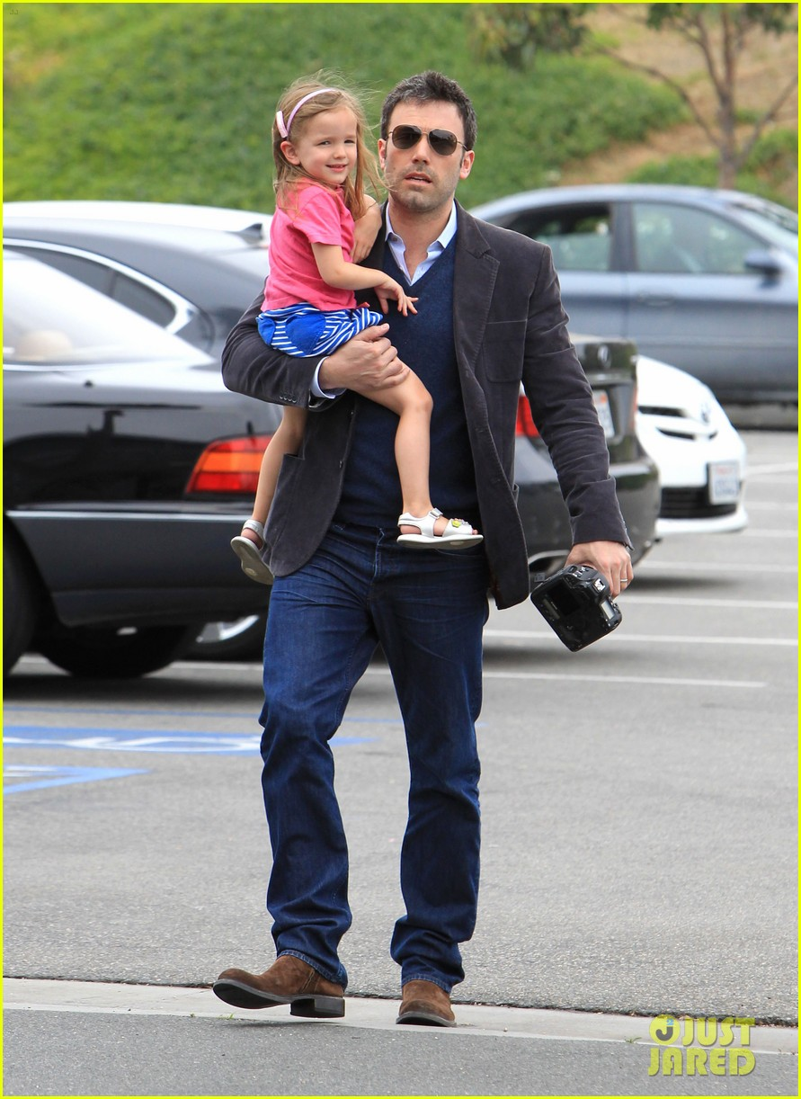 garner affleck leaving performance 012662214