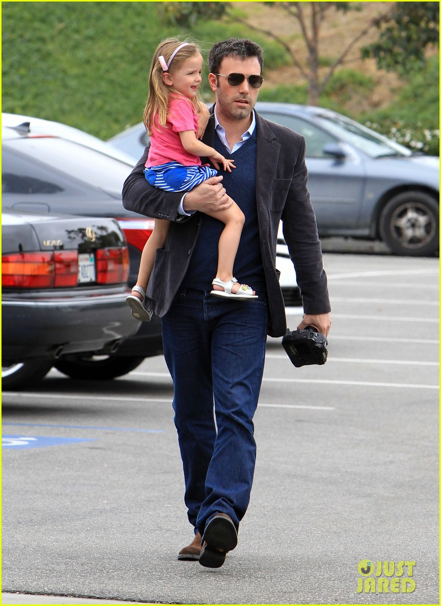 garner affleck leaving performance 112662224