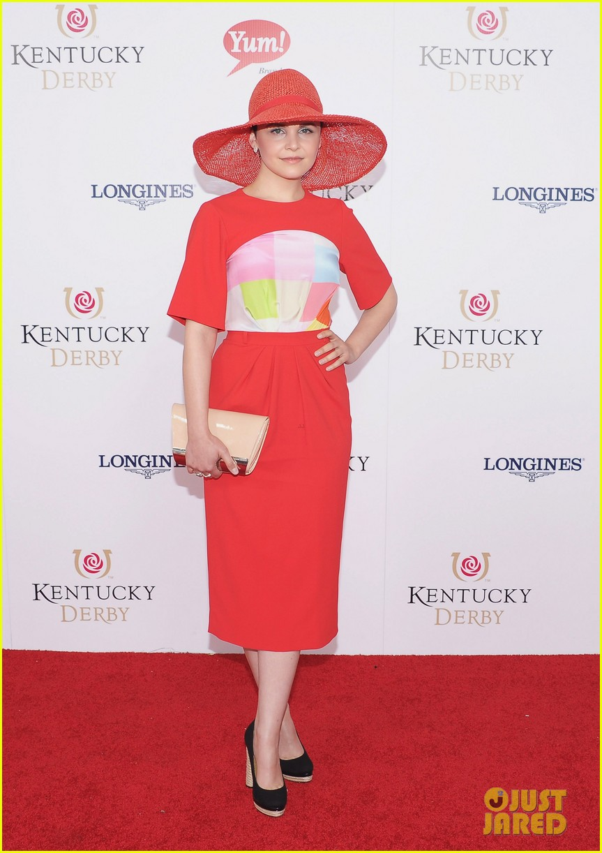 ginnifer goodwin kellan lutz kentucky derby 012657731