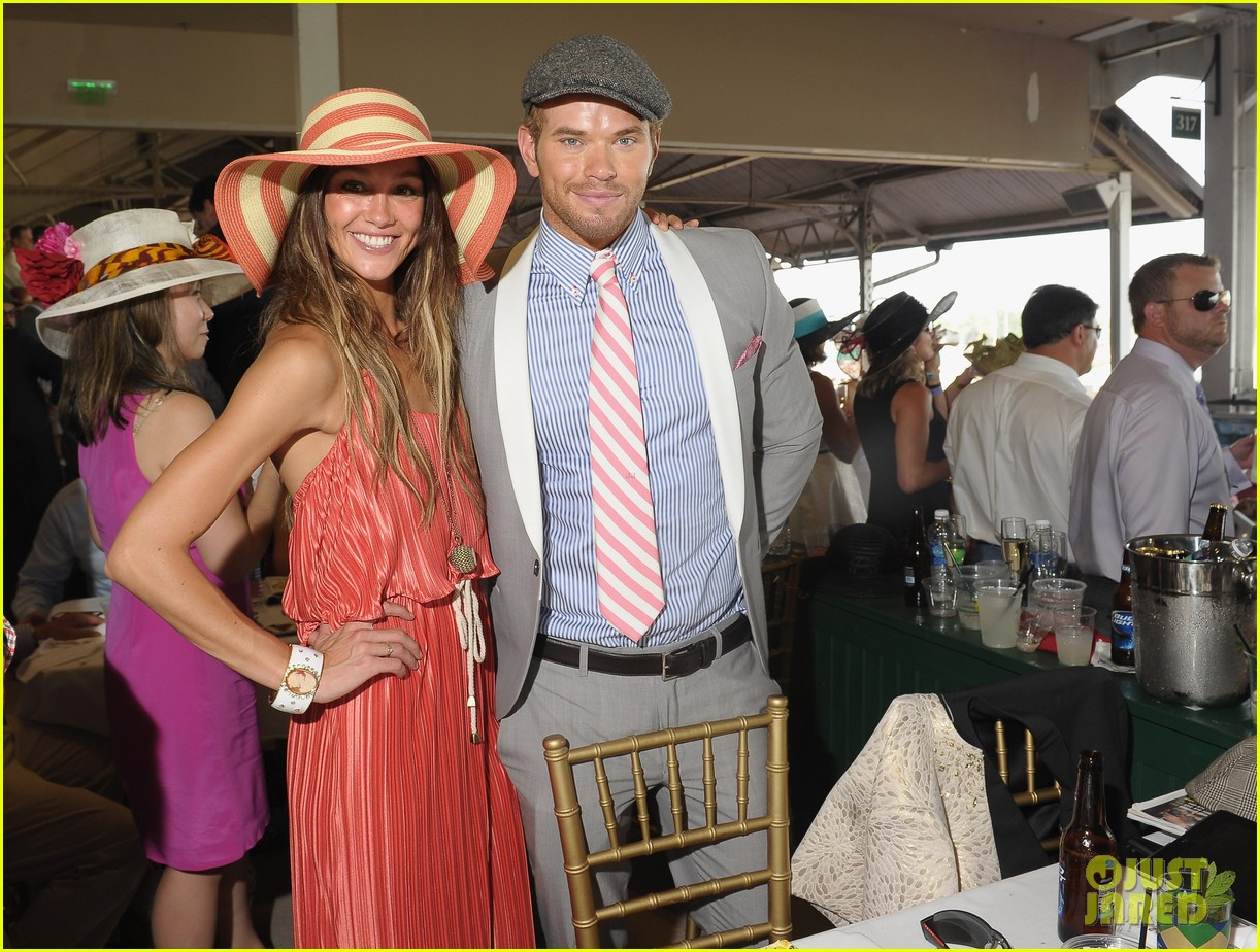 ginnifer goodwin kellan lutz kentucky derby 02