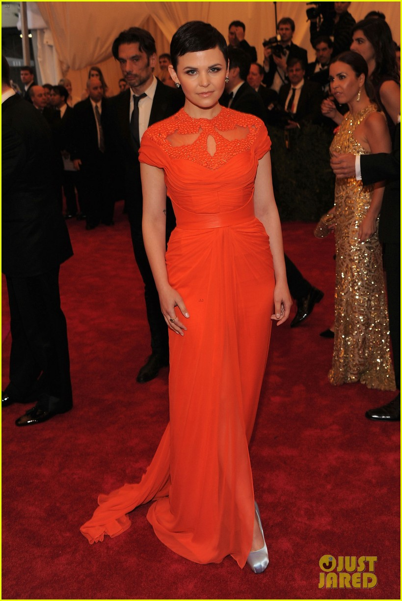ginnifer goodwin met ball 2012 032658699