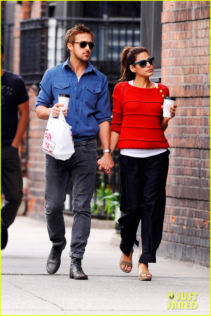 are ryan gosling and eva mendes still dating 2012