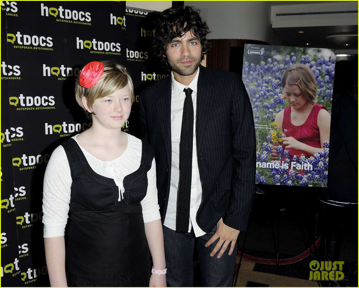 adrian grenier my name is faith premiere 092656719