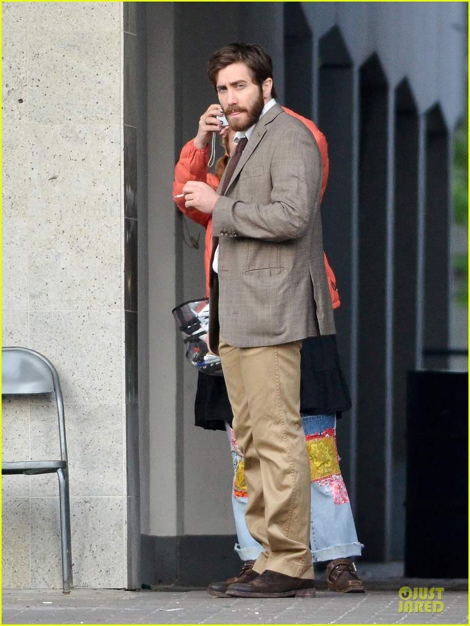 jake gyllenhaal enemy filmiing 03