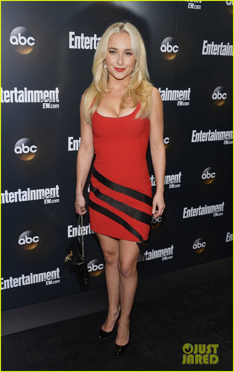 hayden panettiere connie britton abc upfront 05