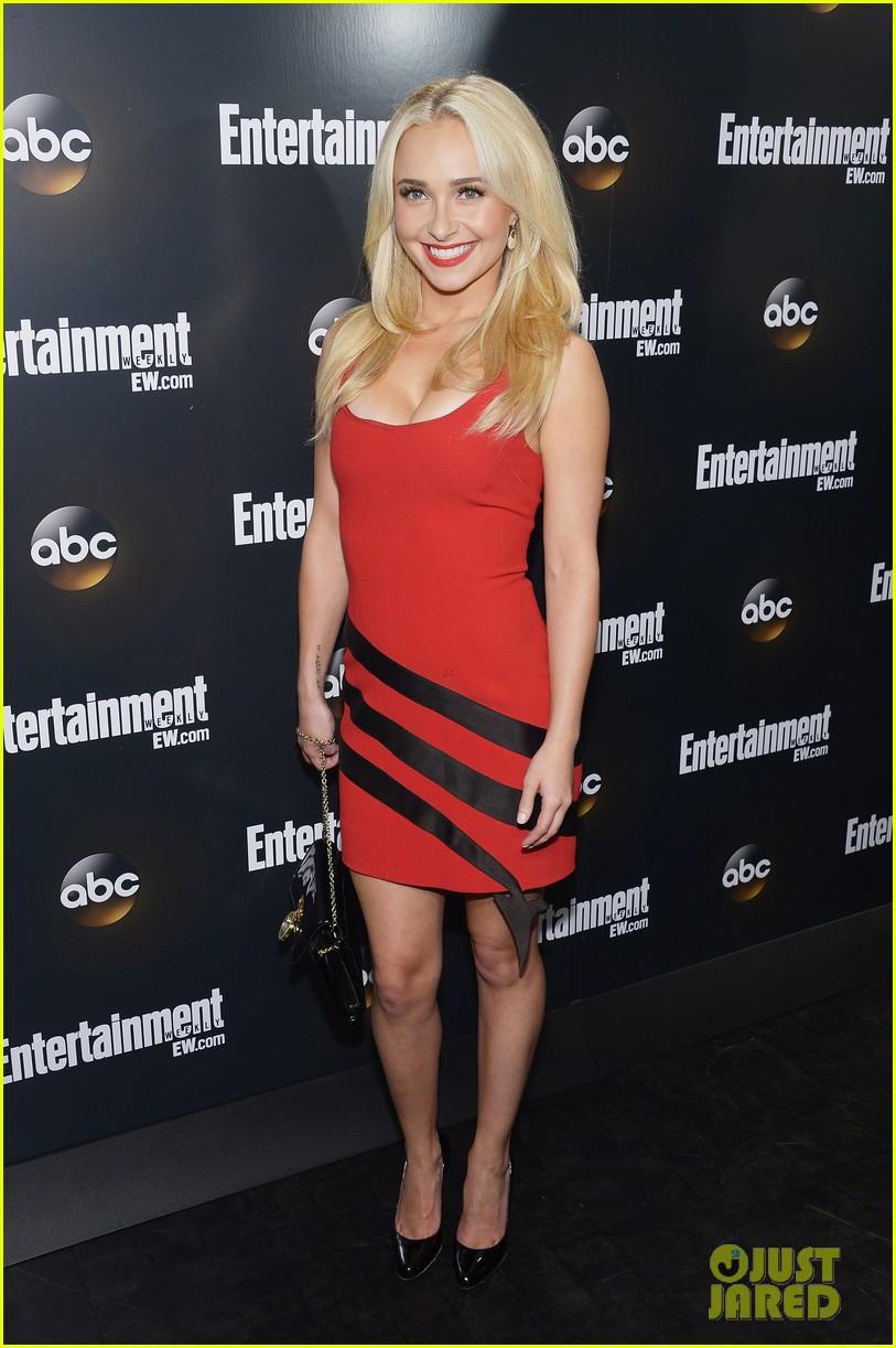hayden panettiere connie britton abc upfront 072662598
