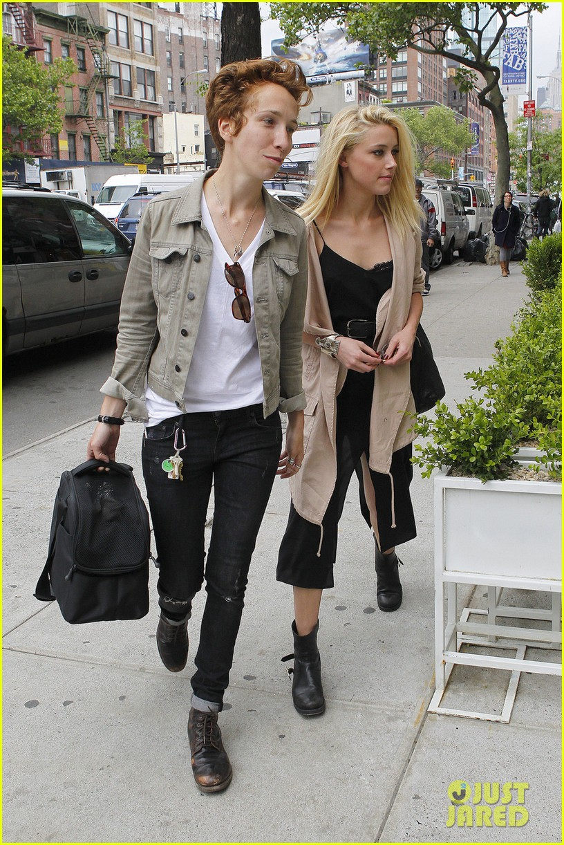 amber heard io tillett wright nyc day out 04