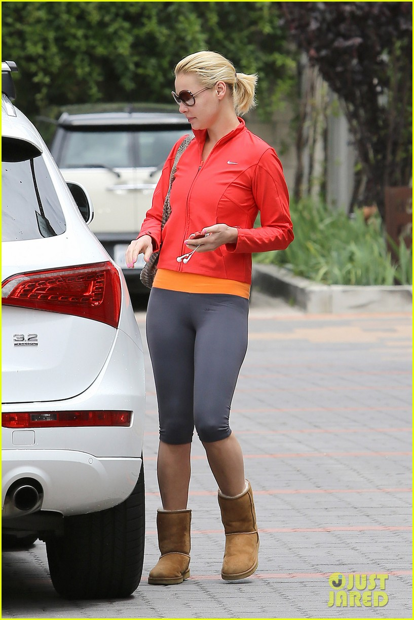 Katherine Heigl Boxing Lessons With Terry Norris Photo 2656519