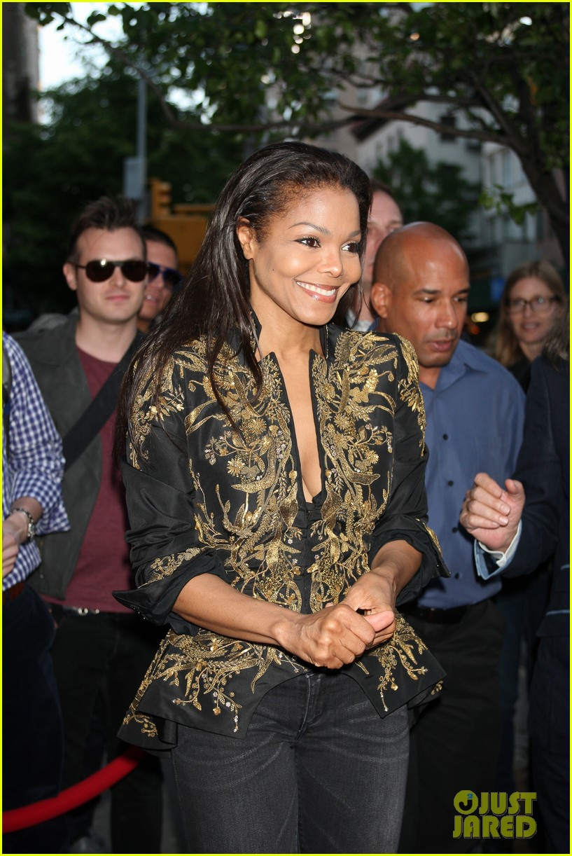 janet jackson supermodels exhibti 152660519