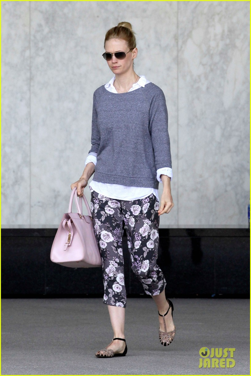 january jones lunch with xander 102660657