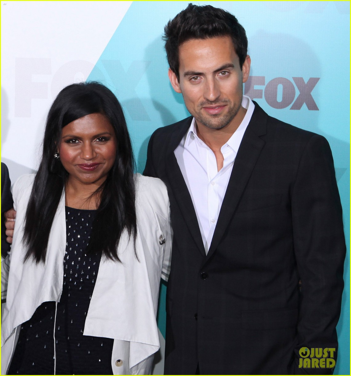mindy kaling fox upfront with the mindy project cast 062662194