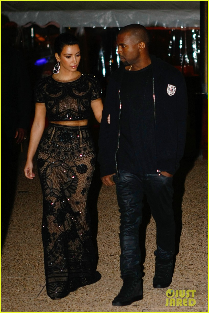 kim kardashian cannes events with kanye west 15