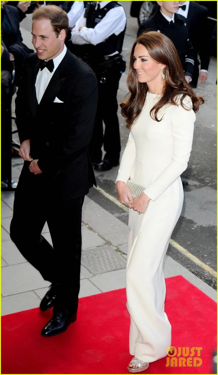 Prince William Duchess Kate Claridges Couple Photo 2659184