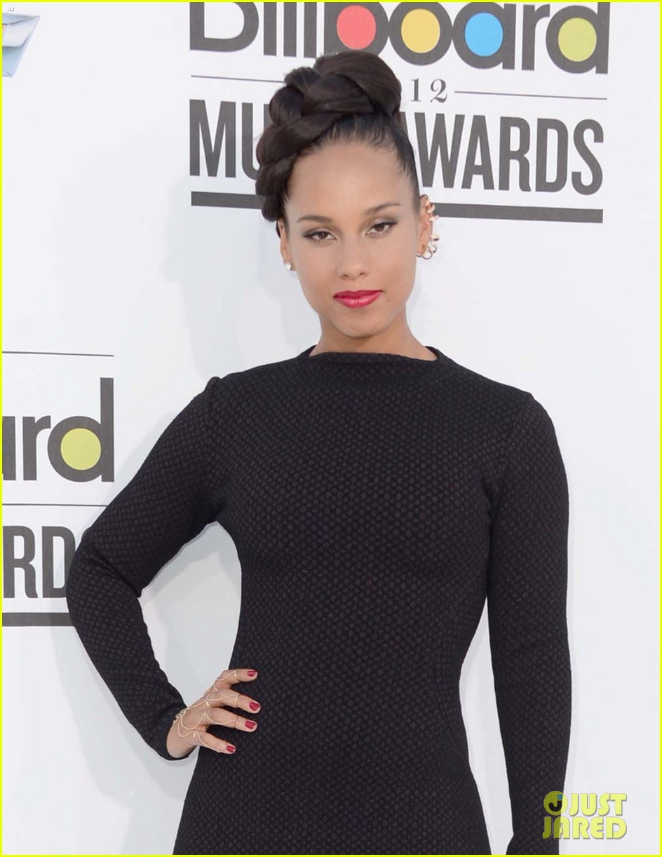 alicia keys billboard awards 2012 01
