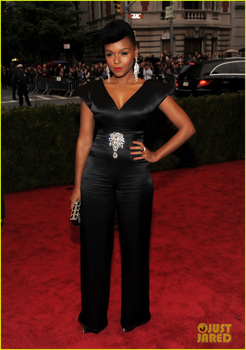 broalicia keys janelle monae 2012 met ball 082658837