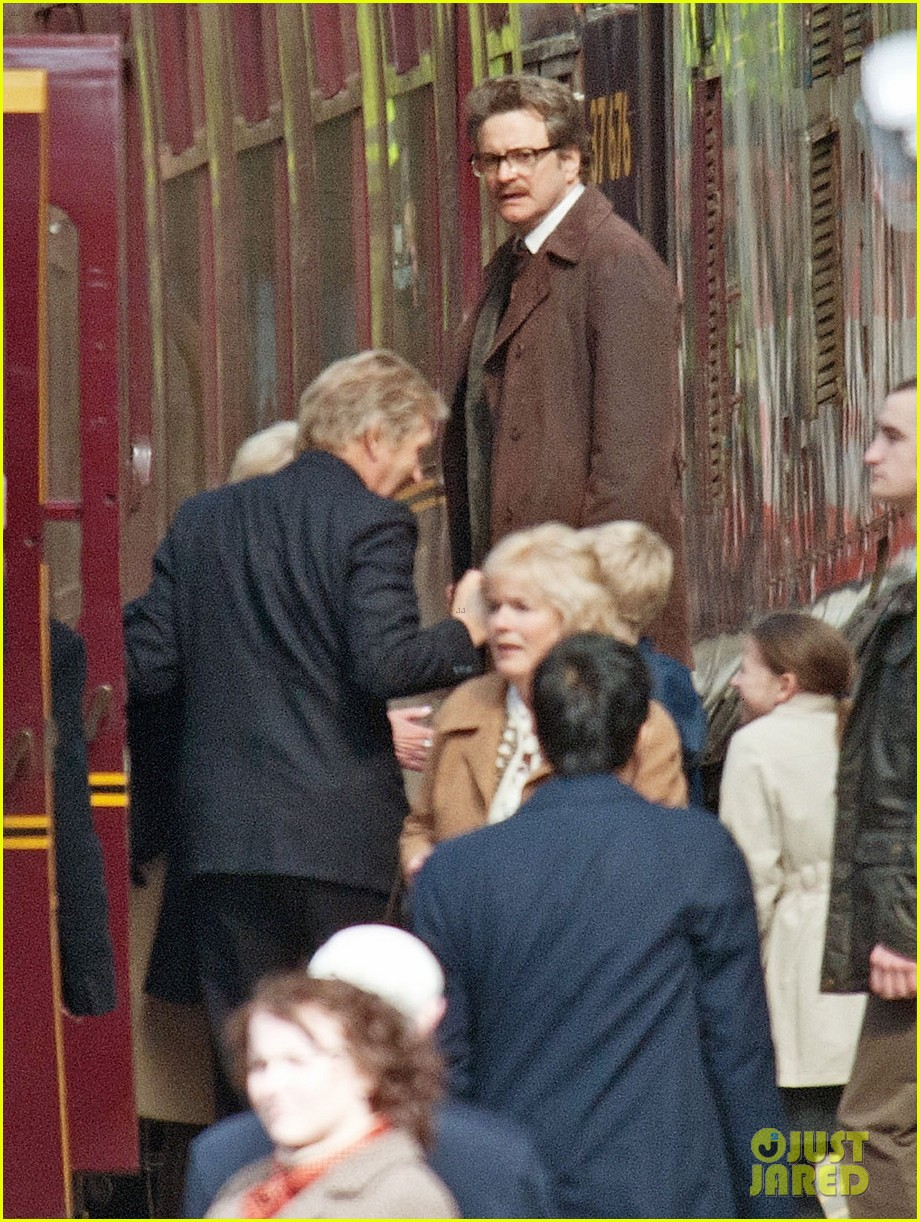 nicole kidman colin firth railway man set 062656097