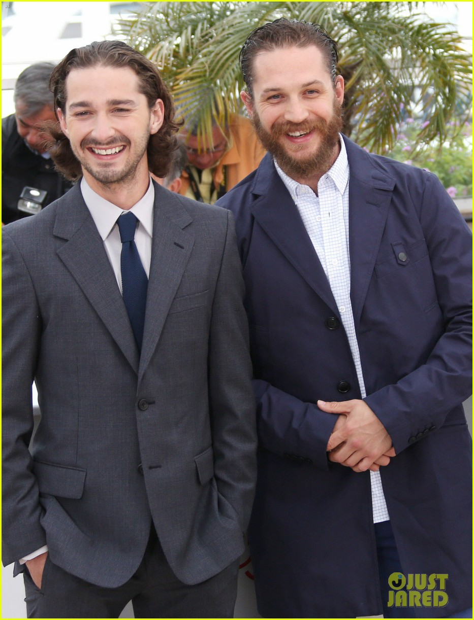 labeouf lawless photocall 042664121