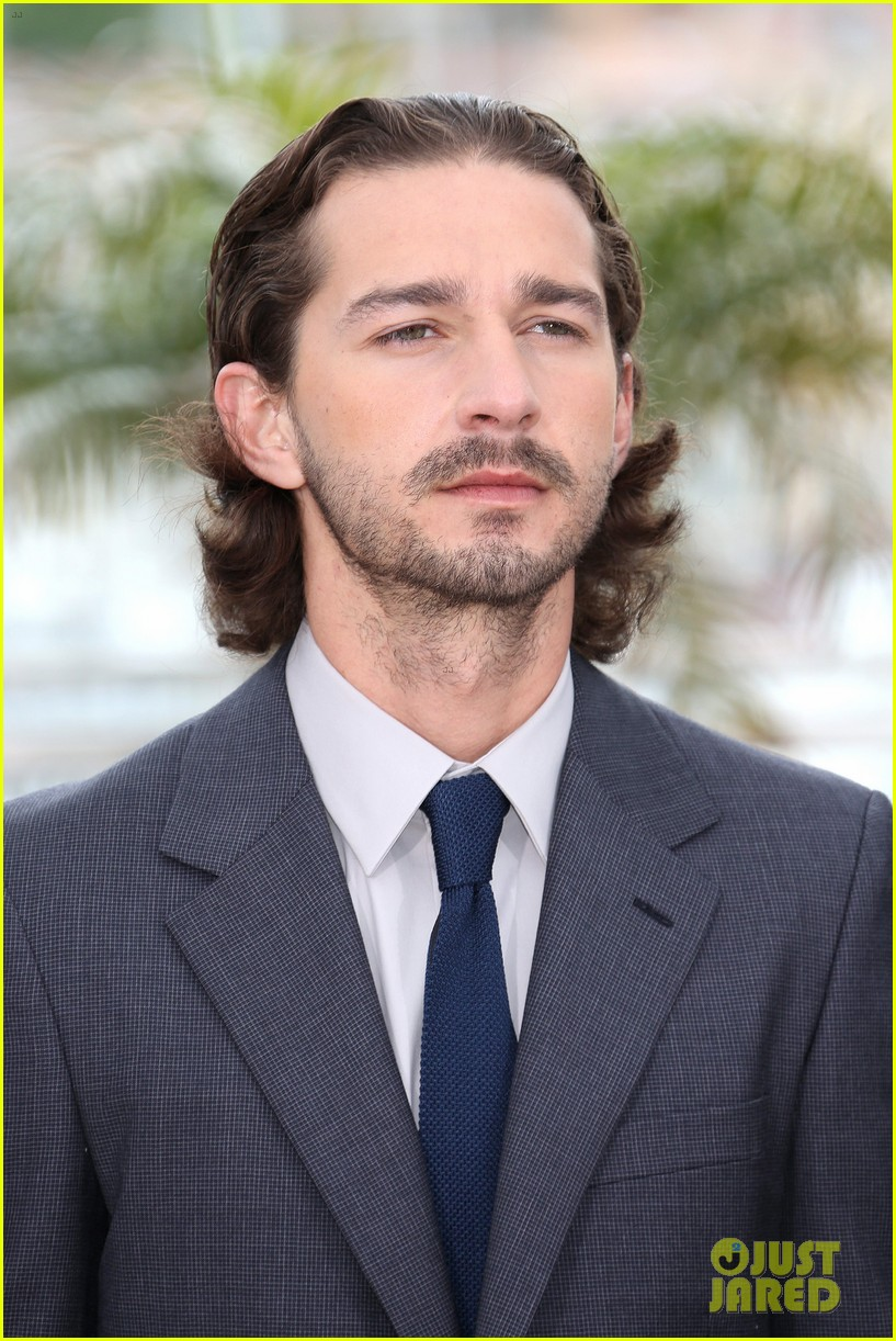 labeouf lawless photocall 12