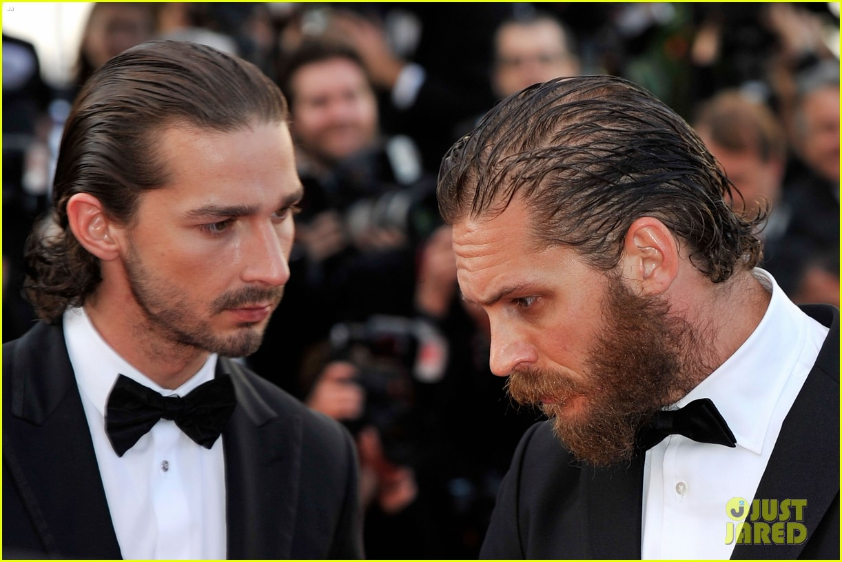 Shia Labeouf Lawless Premiere At Cannes Photo 2664214 2012