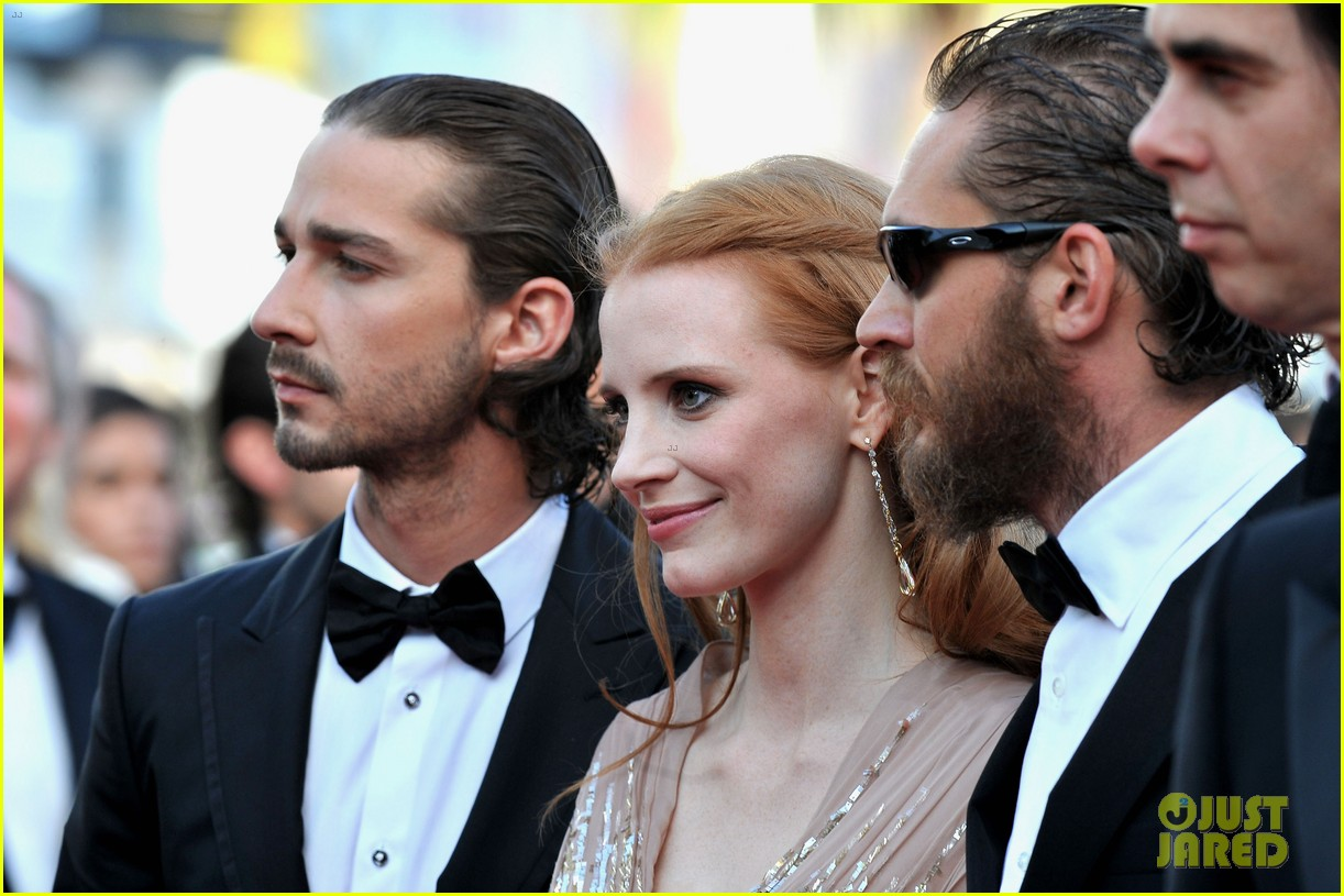 Shia Labeouf Lawless Premiere At Cannes Photo 2664218 2012