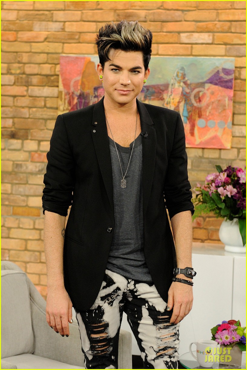 adam lambert marilyn denis show 02