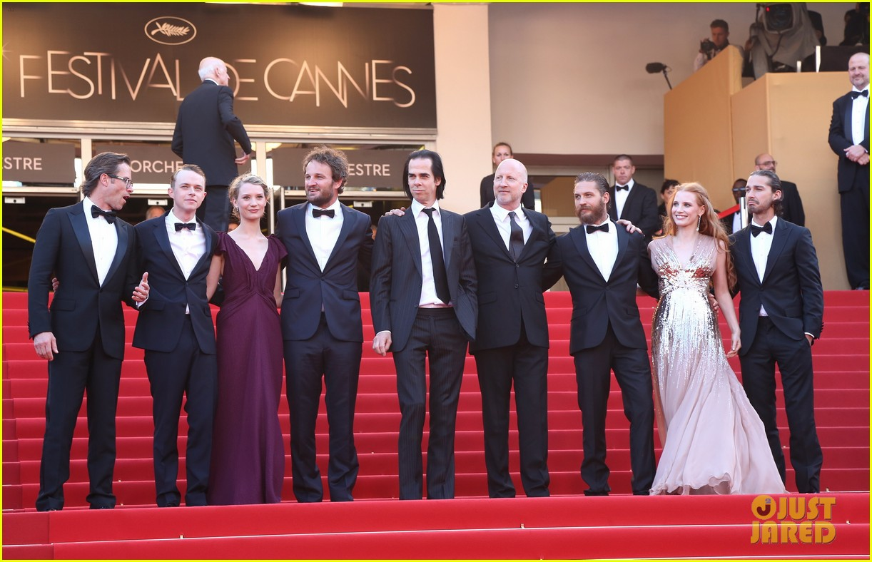 lawless premiere cannes 042664149