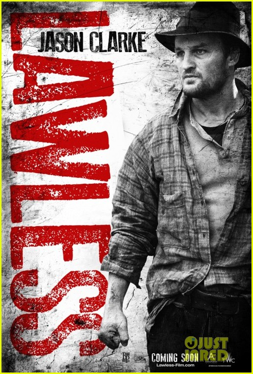 shia labeouf lawless character posters 062663840