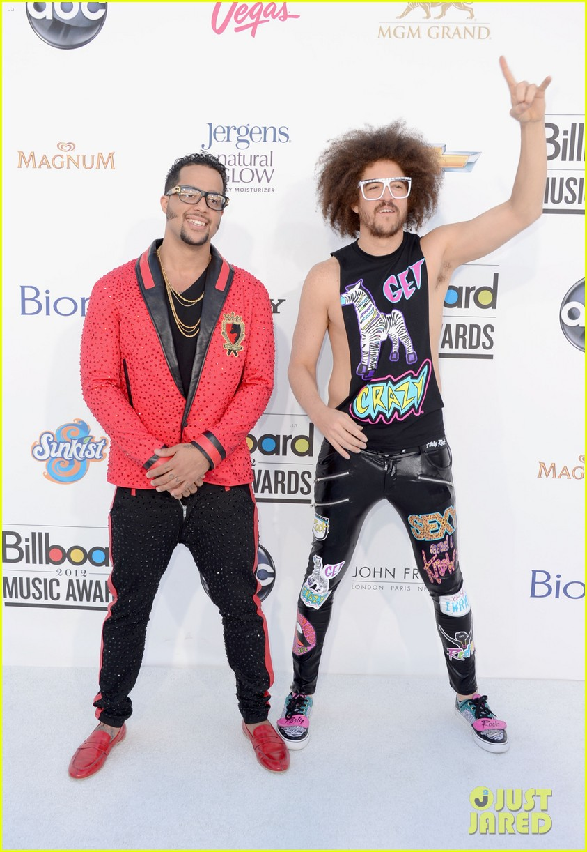 lmfao billboards 2012 01
