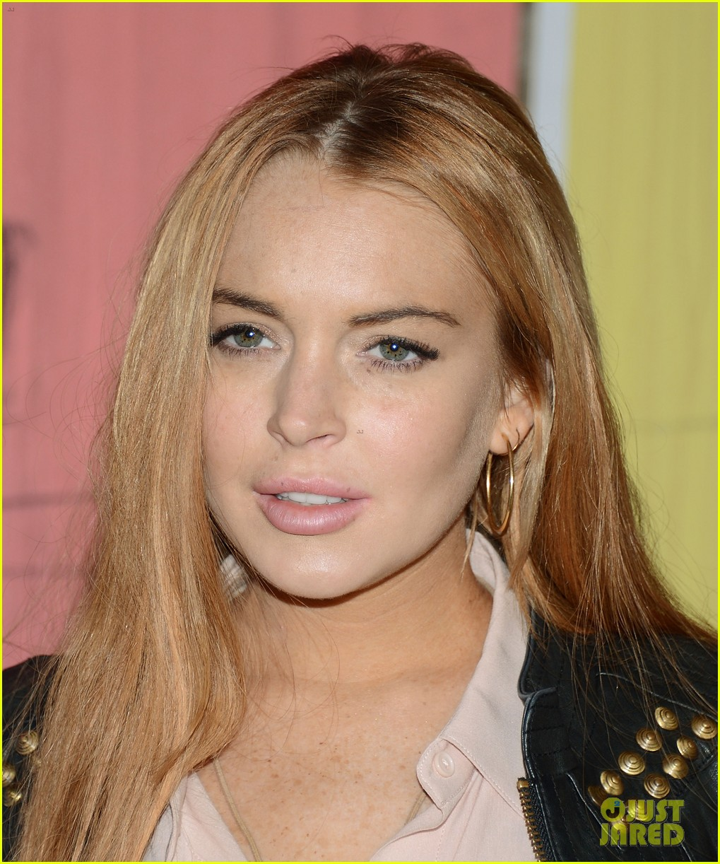 lindsay lohan life is a dream with vikram chatwal 082660387
