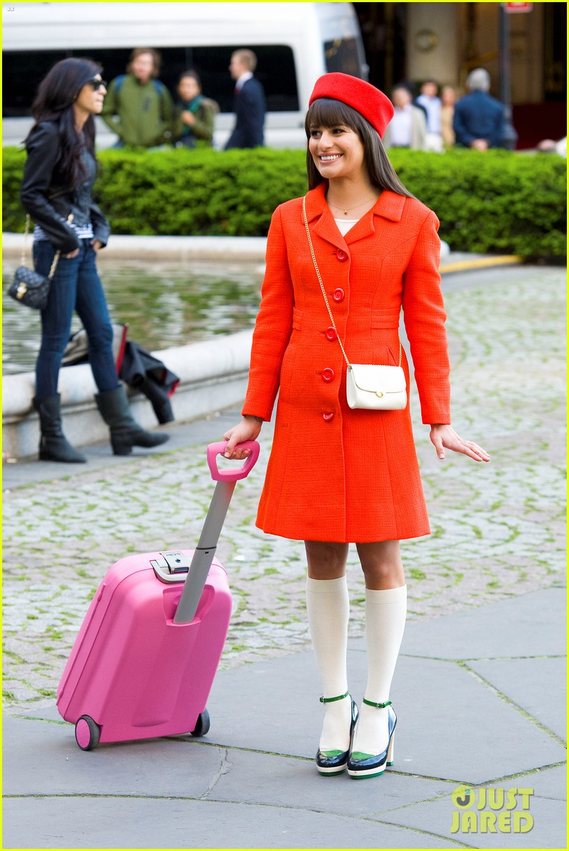 lea michele rachel berry broadway 05