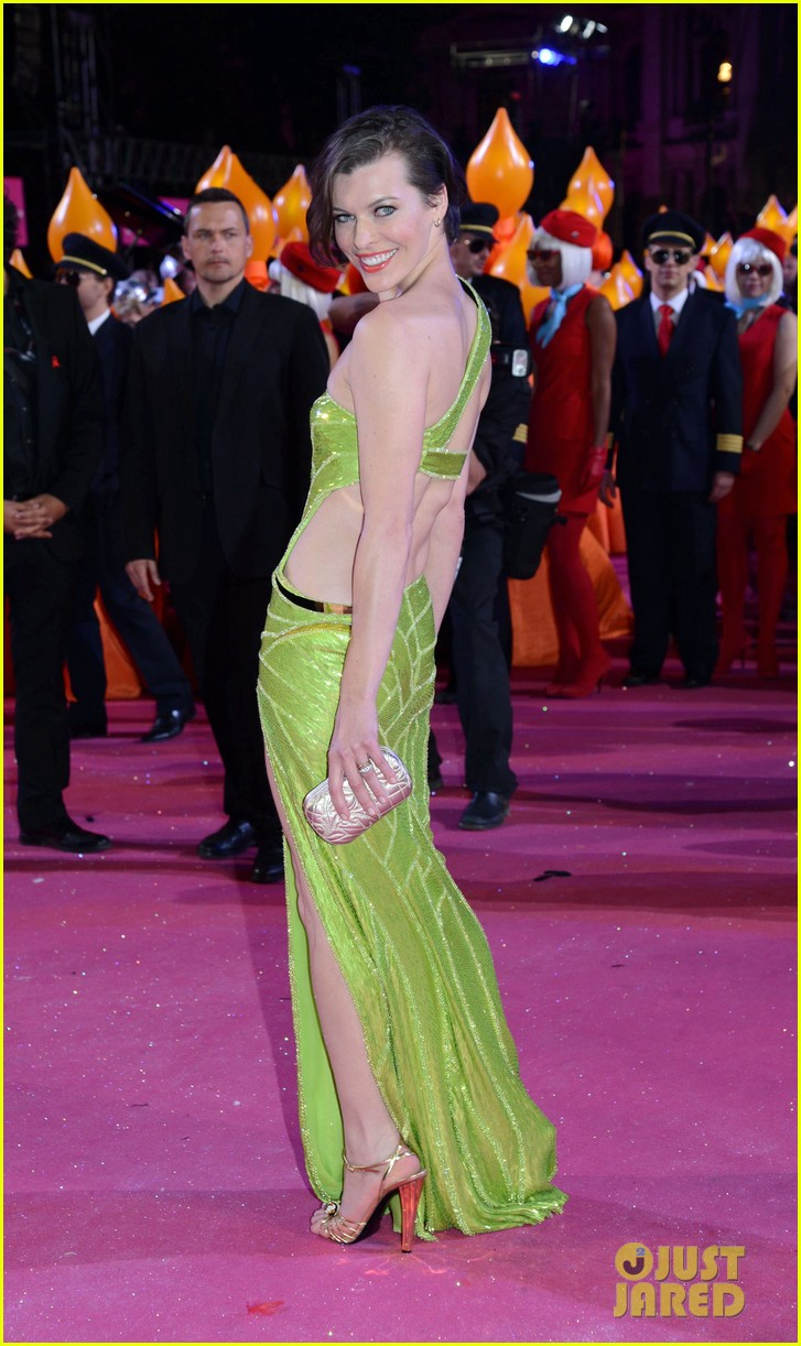 milla jovovich life ball event 03