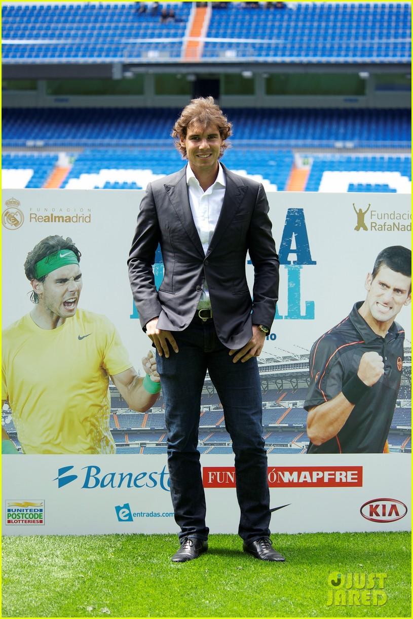 rafael nadal charity match 012658211