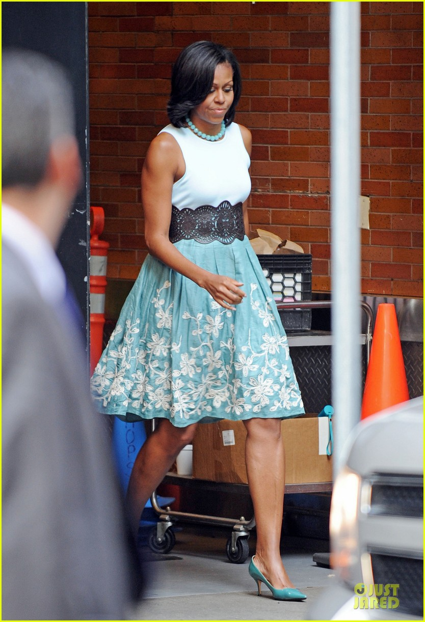 michelle obama good morning america 022668130