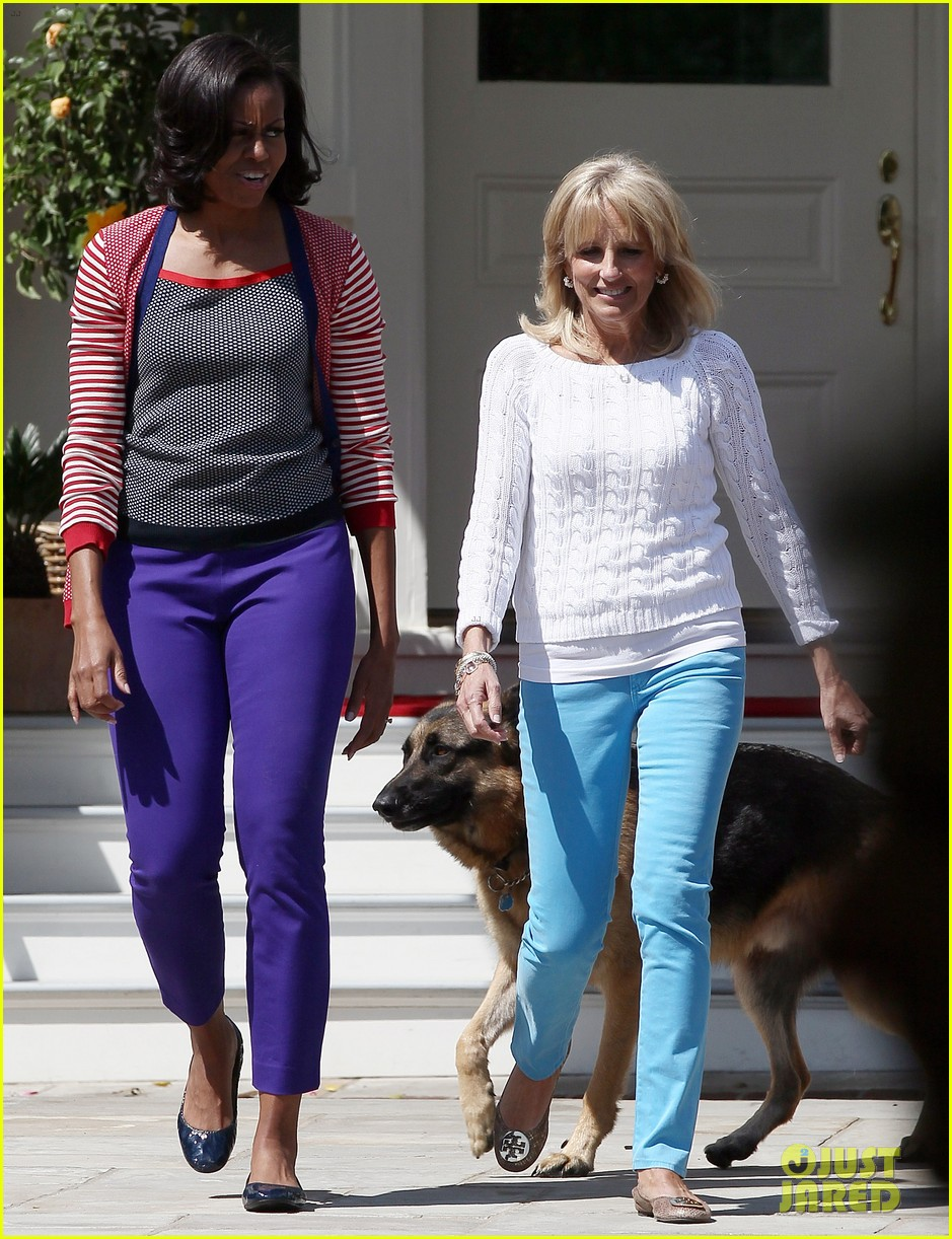 michelle obama celebrates military spouses mothers 012660265