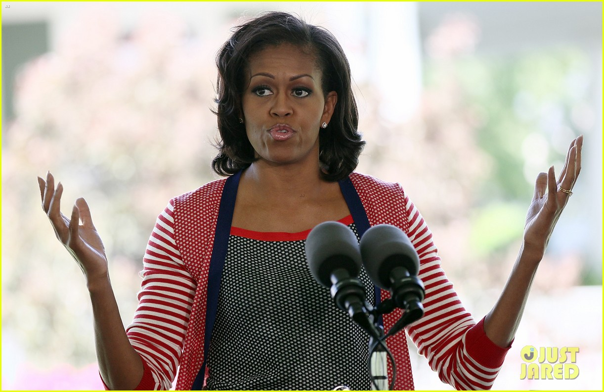 michelle obama celebrates military spouses mothers 02