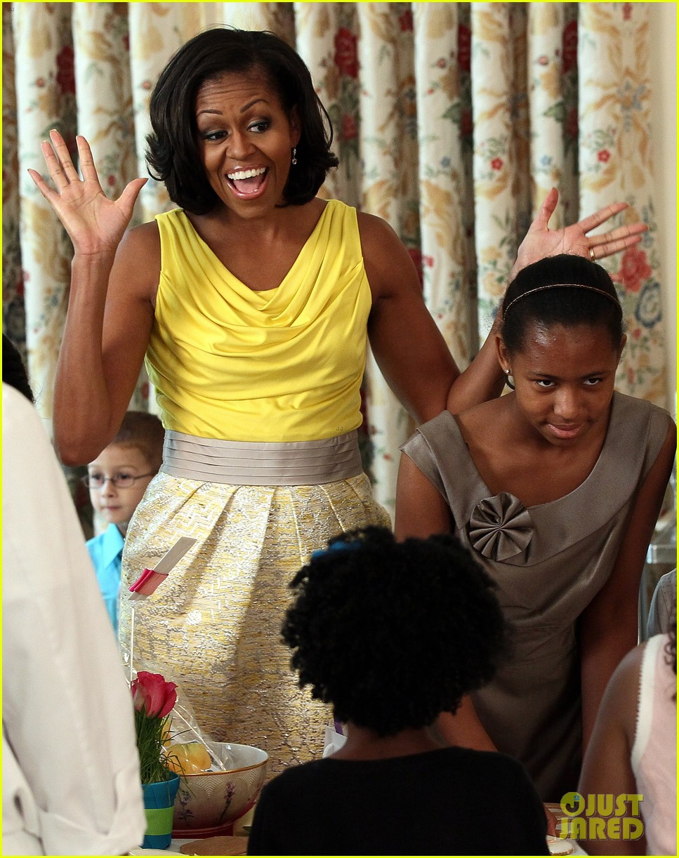 michelle obama celebrates military spouses mothers 032660267