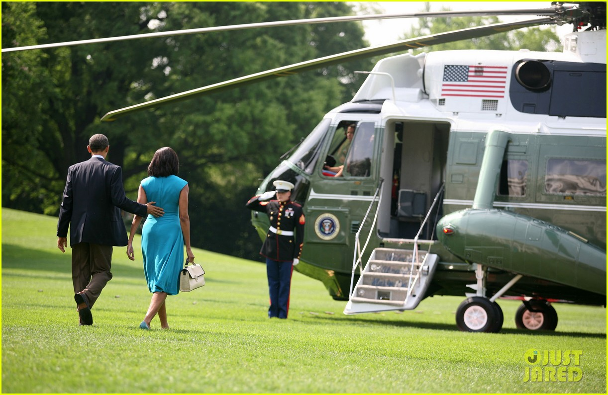 barack michelle obama white house arrival 062658182