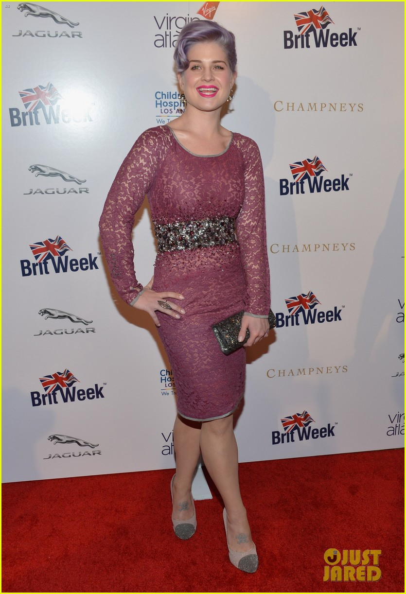 kelly osbourne britweek evening with piers morgan 072657608