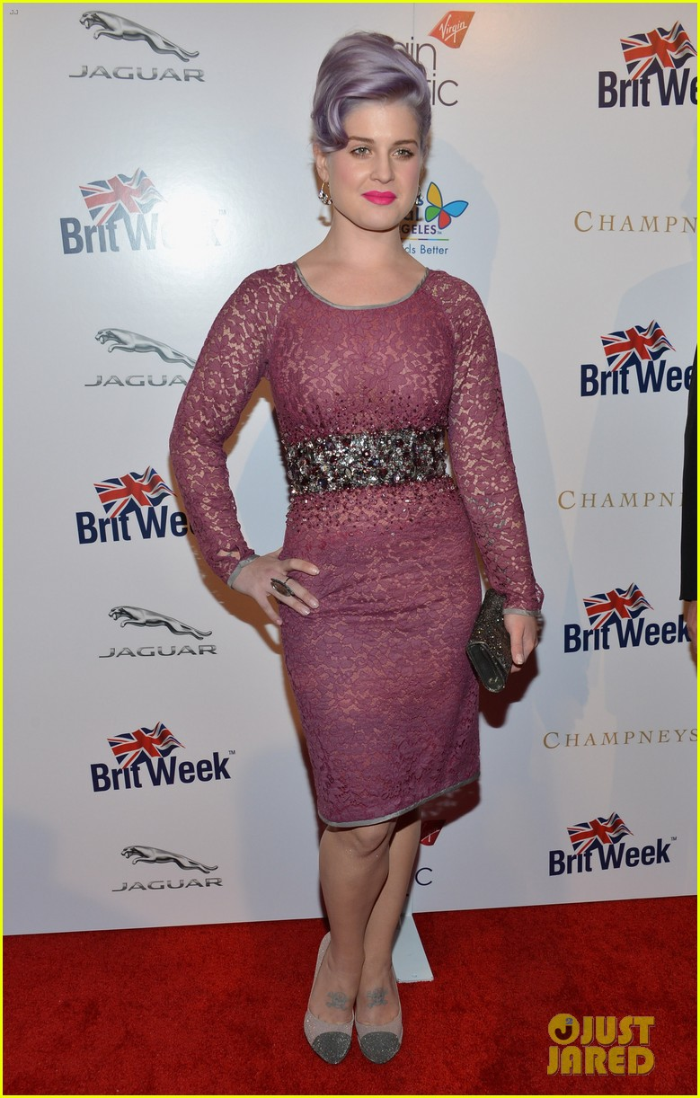 kelly osbourne britweek evening with piers morgan 102657611