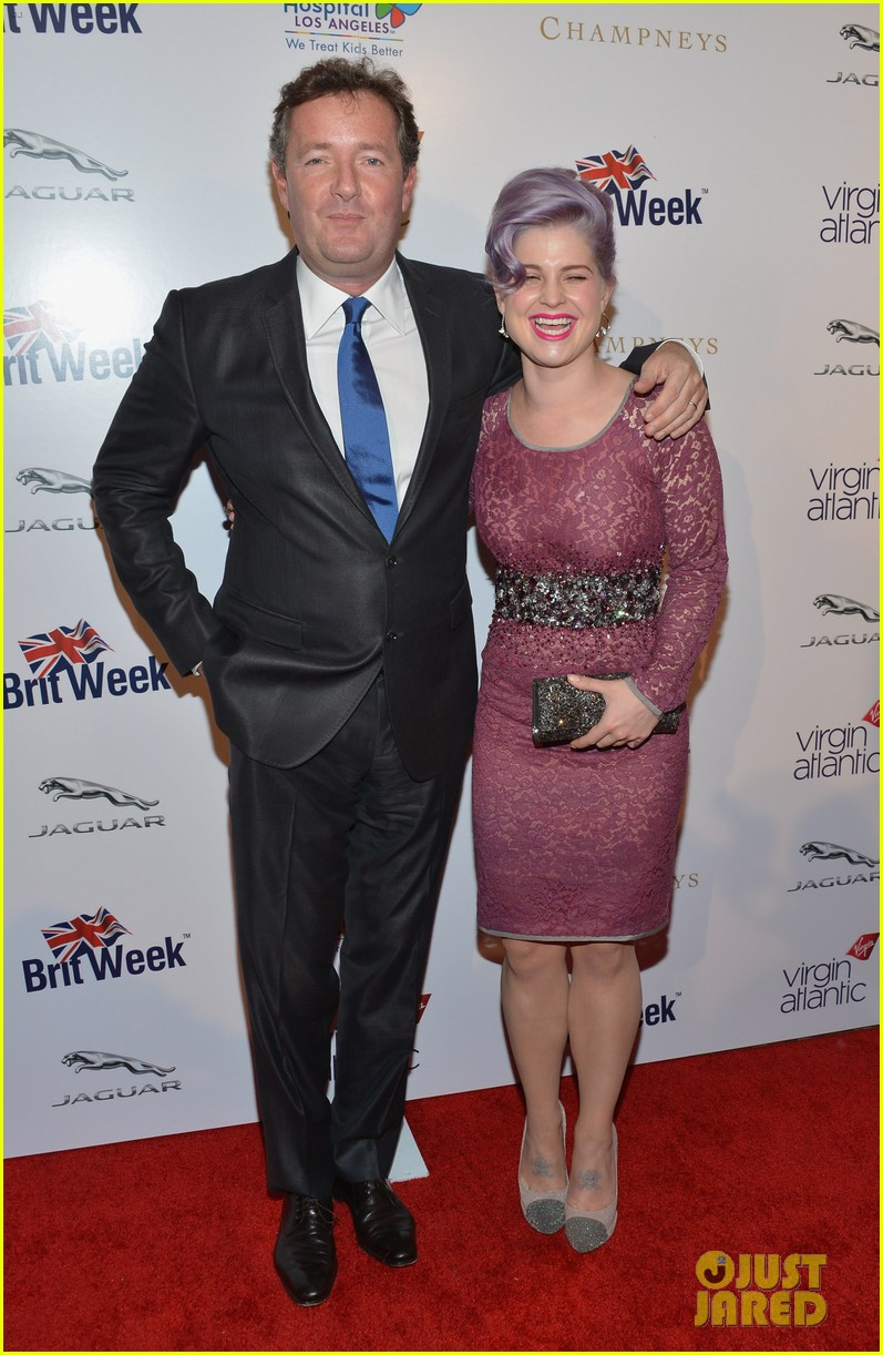 kelly osbourne britweek evening with piers morgan 132657614