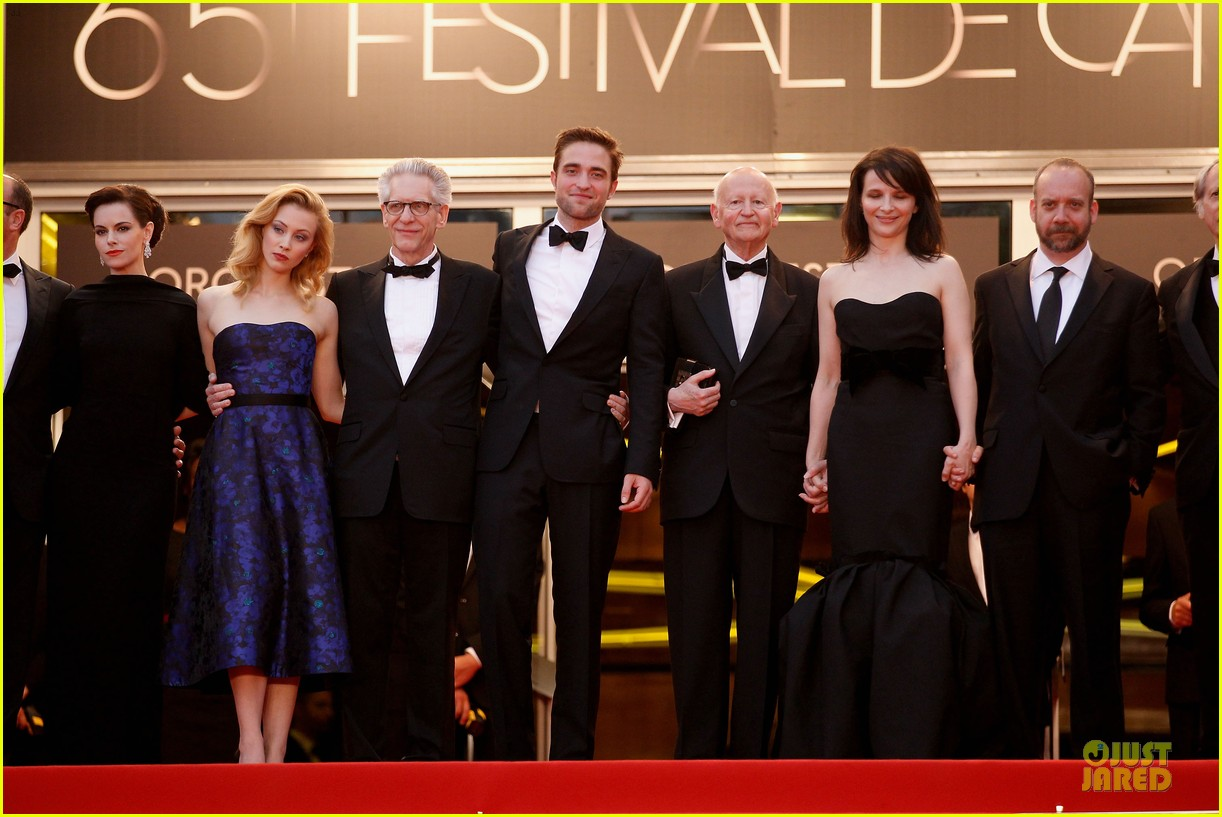 robert pattinson cosmopolis cannes premiere 152666736