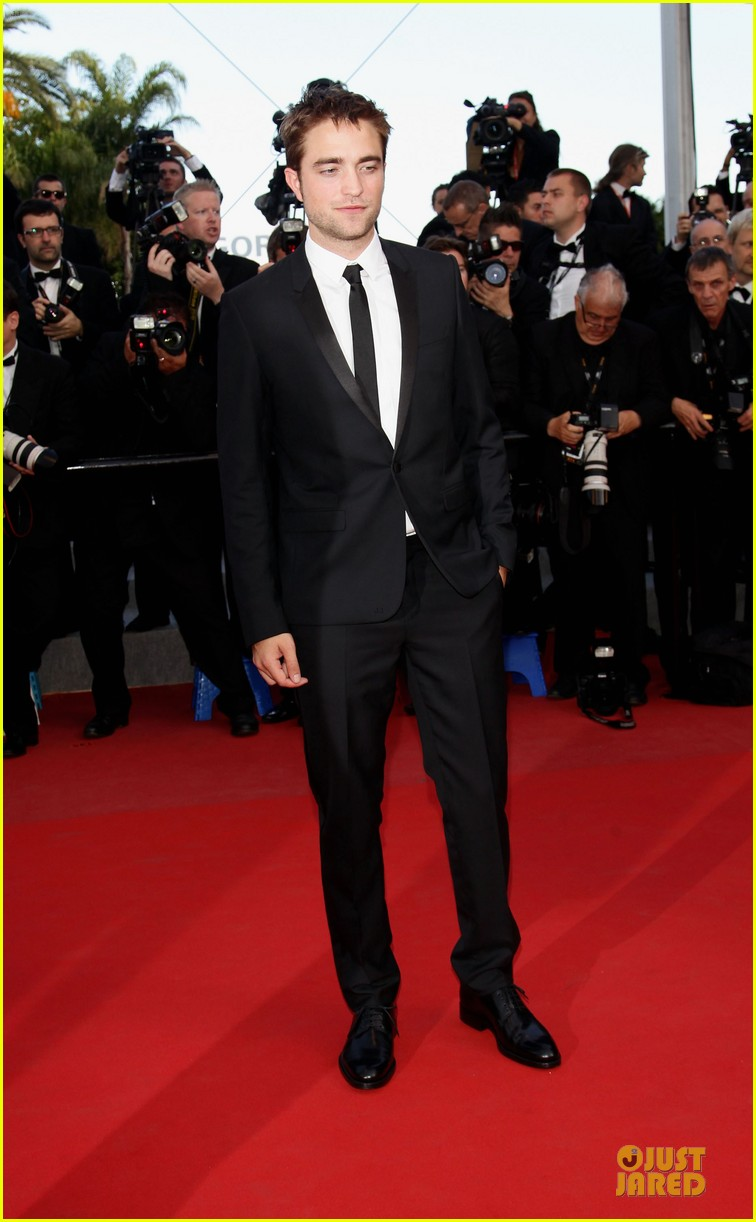 festival de cannes robert pattinson